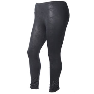 SALLIE LEATHERLOOK LEGGINGS